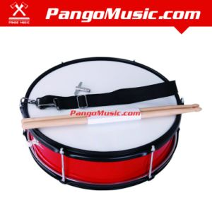 Red Color Marching Snare Drum (Pango PMMB-110) pictures & photos