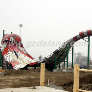 Cobra Skin Raft Water Slide (WS020) pictures & photos