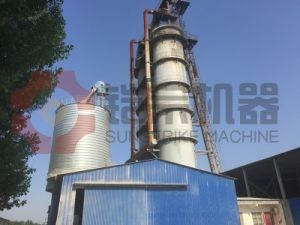 Eco-Friendly Energy-Saving Active Lime Vertical Kiln for Lime Plant
