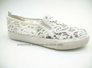 Latest Autumn Leisure Shoes for Female (ET-YH160141W) pictures & photos