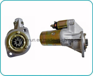 Starter Motor for Isuzu 4bc2 4bc1 (S2403A 24V 3.5kw 9T) pictures & photos
