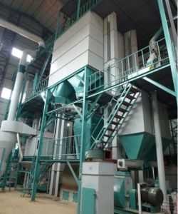 Automatic Poultry Pellet Feed Making Machine pictures & photos