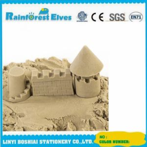 Castle Mold Color Space Magic Air Sand