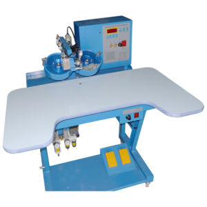 Ultrasonic Rhinestone Setting/H ot Fix/ Stone Fix Machine (RS-2DISC)