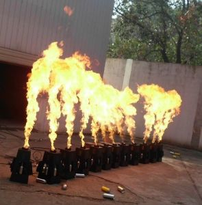 Flame Machine, Special Effects Fire Machine, Stage Fx DJ Equipment, Flame Thrower