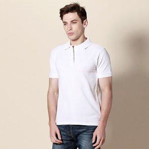 Golf Polo Unisex Quick Dry Cotton Plain Cotton Polo Shirt pictures & photos