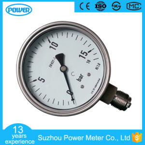 100mm All Stainless Steel Manometer with Ce Certificate pictures & photos