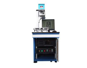 Portable Automatic Fiber Laser Marking and Engraving Machine pictures & photos