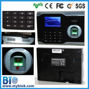 Fingerprint Time Attendance with TCP/IP Communication and Webserver (HF-U160)
