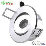 1*1W LED Ceiling Down Light (ZDM-LC-E1W1)