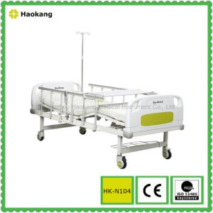 HK-N104 Two Function Electric Bed (hospital bed, medical bed, medical equipment) pictures & photos