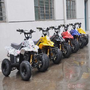 CE 50CC ATV/50CC Mini ATV/50CC Kids Quad Bike with Emergency Switch (QWATV-01)