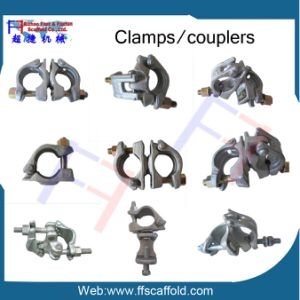 Types of Scaffold Clamps pictures & photos
