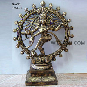 Resinic Indian Figurines Hindu Diwali Pooja Product Diwali Gifts