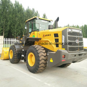 China Brand New 5t Compact Wheel Loader Sdlg LG956L L956f pictures & photos