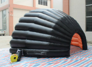 Portable Inflatable Shell Dome Tent as Stage Cover pictures & photos