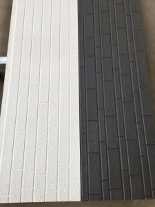 PU Foam Brick Pattern Embossed Decorative Insulated Wall Cladding pictures & photos
