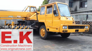 Right Hand Drive 25ton Used Original Kato Truck Crane (NK250B) pictures & photos