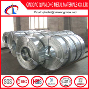 Cold Rolled Hot Dipped Galvanized Steel Strip pictures & photos