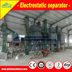 Double Roller Electrical Sorter Machine, High Tension Electricity Separator Plant for Zircon, Ilmenite, Rutile, Monazite, Tin Ore Separation pictures & photos