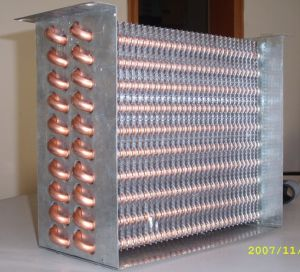 Air Cooled Copper Tube Evaporator pictures & photos