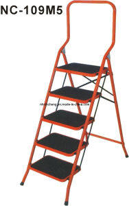 Supermarket/Household Steel Step Ladder