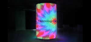 Customized Soft LED Curtain for Special Project, Lighting Decoration pictures & photos