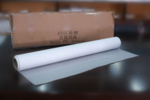 Manufacturer 0.3mm Backsheet EVA Solar Film for PV Module pictures & photos
