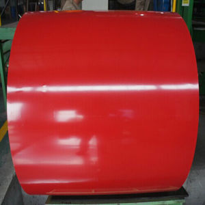 Color Coated PPGI Steel Coil 0.12-0.8mm Thickness pictures & photos