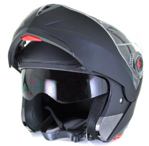 DOT Approved Double Visor Flip up Motorcycle Helmet