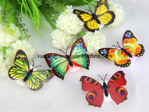 Butterfly LED Night Light, Butterfly LED Lights pictures & photos