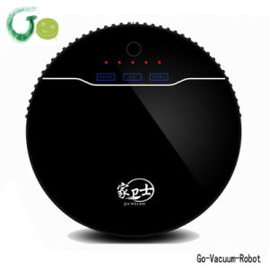 Smart Robot Vacuums Cleaners with Vitual Wall, Remote Control, Time Schedule, Mite Killed Vacuum Clean Machine pictures & photos