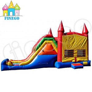 Bouncy Castle Inflatable Castle House Kids Inflatable Slide pictures & photos