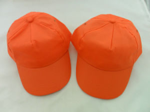Top Quality Wholesale Orange Plastic Cap pictures & photos