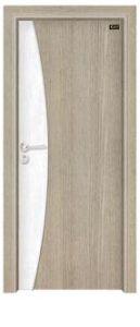 Cheap Interior Bathroom PVC Doors, Low Price Interior PVC Doors pictures & photos
