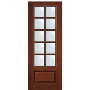 10 Lite Traditional French Doors for Balcony pictures & photos