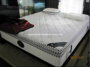 Comfortable Soft Organic Queen Size Mattress Made in China pictures & photos