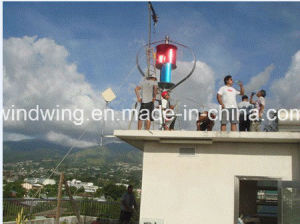 400W Vertical Axis Wind Power Generator with CE Certificate (200W-5kw) pictures & photos