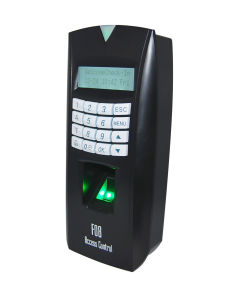 Biometric Fingerprint RFID Time Attendance with Built-in Access Controller (F08) pictures & photos