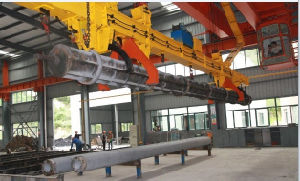 Lifting Appliance for Automatic Concrete Pile Production Line