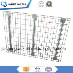 Zinc Warehouse Storage Wire Mesh Decking for Step Beam pictures & photos