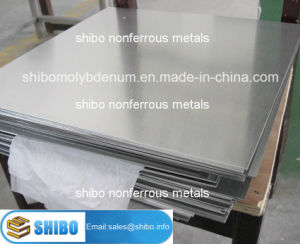 99.95% Pure Molybdenum Sheets for Vacuum Furnace pictures & photos
