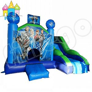 Frozen Inflatable Jumper Bouncer Slide for Sale pictures & photos
