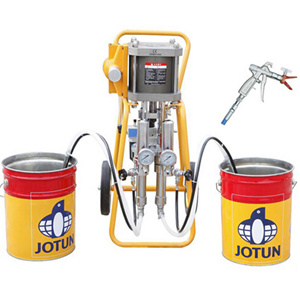 Hyvst Gas Drived Airless Paint Sprayer GS4311 pictures & photos