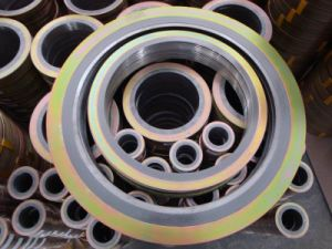Spiral Wound Gasket for Pipe, Valve, Pump and Thermal Exchange pictures & photos