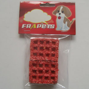 "Dog Chew of 2.25"" Munchy Pressed Waffle for Dog"