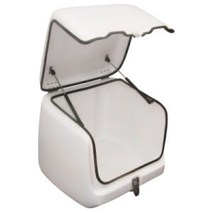 101 L Motorcycle Rear Box