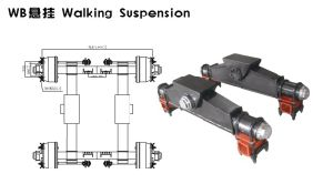 Walking Beam Walking Suspension Trailer Suspension pictures & photos