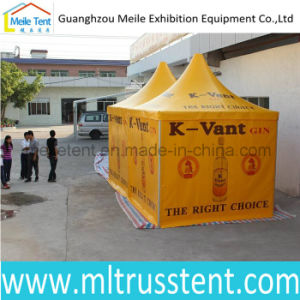 3X3m Printed Promotion Pagoda with Logo for Advertising pictures & photos