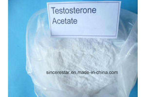 99% Steroid Hormone Testosterone Acetate for Muscle Building pictures & photos